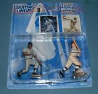 STARTING LINEUP: CLASSIC DOUBLES FRANK THOMAS & BABE RUTH - MOC