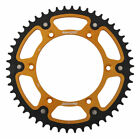 Supersprox Stealth Gold Rear Sprocket with 50 Teeth for Beta RR 4T 525 2005-2009