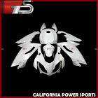 MSR Fit Aprilia 2006-2011 RS4 125 Prime White Unpainted Fairing Bodywork Kit