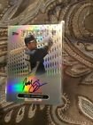 2012 Topps Finest Baseball Rookie Autographs Visual Guide 29