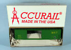 ACCURAIL Katy M-K-T 50' Welded Boxcar 2208 (Green) 1/87 HO Scale Model Kit NEW!