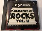 Sacramento Rocks Volume Vol. II 2 Two CD 93 Rock KRXQ Vamp Le Stat