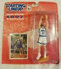 Vlade Divac Charlotte Hornets Starting Lineup Action Figure 1997 Extended Series