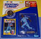 1991 DELINO DESHIELDS Montreal Expos Nationals *FREE s/h* Rookie Starting Lineup