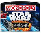 DISNEY MONOPOLY STAR WARS EDITION ROGUE ONE OPEN  PLAY FORMAT FAMILY GAME