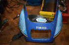 yamaha tzr125 mk1 early model front fairing plastics COMPLETE