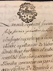 ANTIQUE MANUSCRIPT 1769