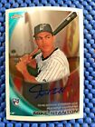 Mike (Giancarlo) Stanton, Marlins—2010 Topps Chrome Rookie Autographs #190 MT