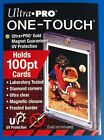 Ultra Pro One-Touch Magnetic Cases Guide - New Line and Sizing 16