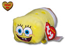 Ty Beanie Babies Teeny Tys SpongeBob SquarePants Stackable Stuffed Plush Animal