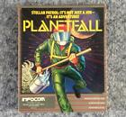 Rare Planetfall Tandy TRS-80 Color Computer 2 Infocom text adventure game 1984