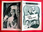 SMILES OF A SUMMER NIGHT 1955 INGMAR BERGMAN ULLA JCOBSSON EXYU MOVIE PROGRAM