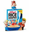 2016 Hallmark ~ Rice Krispies SNAP, CRACKLE, & POP - NIB