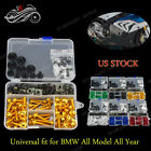 Full Set Motorcycle Fairing Bolt Screw Nuts Screws Kit For BMW R1200GS 2004-2012