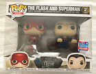 Funko Pop! The Flash and Superman Justice League 2018 Fall Convention Exclusive