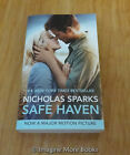 Safe Haven Movie Cover Photo by Nicholas Sparks Paperback