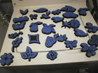 CHUNKY FOAM STAMPS ASSORTMENT OF 28 FOR SCRAPBOOKING OR KIDS