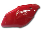 Ducati 750SS Right Side Fairing in Ducati Red