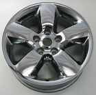 20 DODGE RAM 1500 TRUCK CHROME CLAD USED WHEEL RIM FACTORY OEM 2495