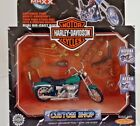 Harley Davidson Custom Shop FXDL Dyna Low Rider Sealed Scale 1:20 New