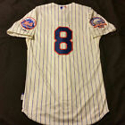 NEW YORK METS AUTHENTIC JERSEY 44 LARGE, GARY CARTER, COOL BASE MAJESTIC