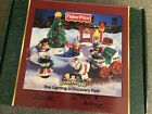 Fisher Price Little People Tree Lighting In Discovery Park gently played with