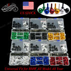 CNC Motorcycle Fairing Bolt Screw Nuts Screws Kit For BMW G650 GS 2008-2017 SK
