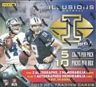 2017 PAININI ILLUSIONS FOOTBALL SEALED HOBBY BOX FREE SHIP