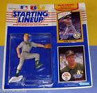 1990 MARK MCGWIRE Oakland Athletics A's NM - Starting Lineup + 1987 card