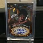 Manny Pacquiao Cards, Rookie Cards, Autographed Memorabilia and More 12