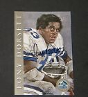 Tony Dorsett Cards, Rookie Card and Autographed Memorabilia Guide 31