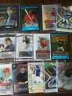 MLB Baseball Card Lot of 13 All Autos Christian Yelich