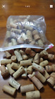 Wine Corks Used Lowest Price Lot Of 30 50 100 200 300 Or 400 No Synthetics Look