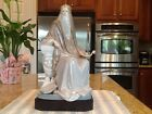 Lladro 5168 Solomon w/ Wooden Base - Mint Condition