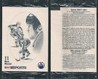 1986-87 Kraft Drawings Hockey Cards 9
