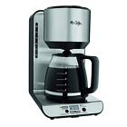 Mr Coffee 12 Cup Programmable Coffeemaker Stainless BVMC FBX39