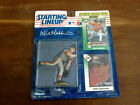 MIKE MUSSINA HOF ORIOLES YANKEES SIGNED AUTO 1993 STARTING LINEUP JSA BEAUTY