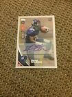2012 Topps Kickoff David Wilson SSP Autograph 21 25 Made Rare Auto