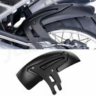 Black Motorcycle Rear Wheel Fender Mudguard Mud Flap for BMW R1200GS 2013-2018