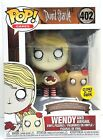 Funko Pop Wendy and Abigail Glows # 402 Don't Starve Vinyl Figure Brand New