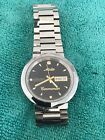 Mido Commander Ocean Star Stainless D/D Link Brace Swiss Made great condition
