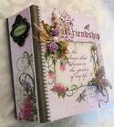 TPHH Premade Heartfelt Creations Scrapbook Album Handmade Enchanted Mums SWAK