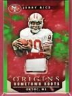 Rice, Rice, Baby! Top 10 Jerry Rice Football Cards 28