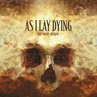 As I Lay Dying Frail Words Collapse 12tracks Album Music CDs/OBI Japan