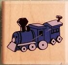 Rubber Stamp Stampabilities Train Small Stamp