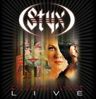 The Grand Illusion/Pieces of Eight Live [Digipak] by Styx (CD, May-2013, 2 Discs