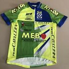 Sherpa Cycling Jersey Shirt Team Cavalera SCI CON Cyclism Vintage MI Italy XL