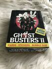 Ghostbusters 2 Movie Cards by Topps Full Wax Box (36) packs