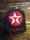 Vintage Texaco Gasoline Embroidered Patch