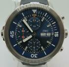 IWC Jacques-Yves Cousteau IW376805 Aquatimer Stainless Steel Chronograph 46mm